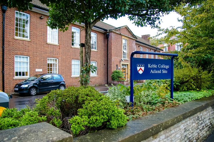 Keble new Ackland Site