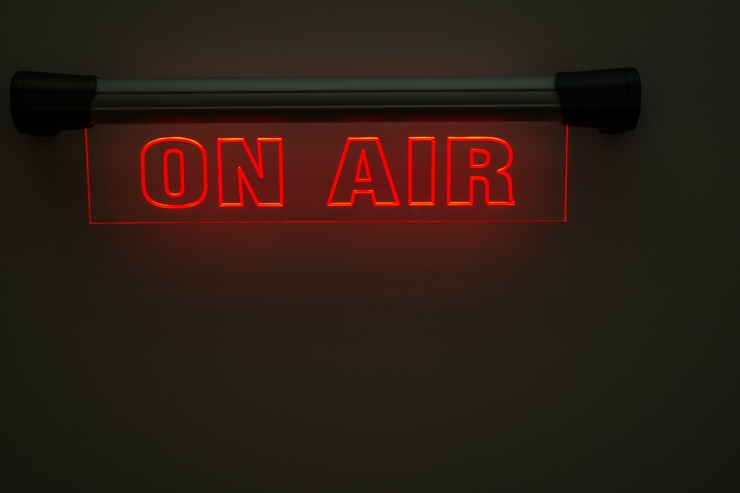 On Air In Game Advertising