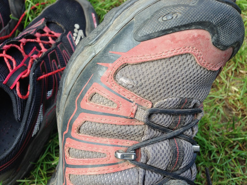 Tired Boots for The Trailwalker