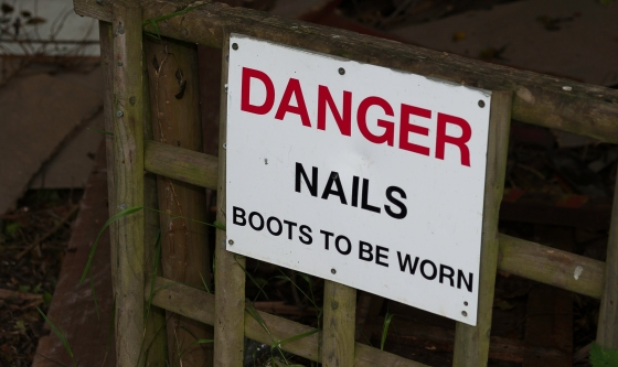 Danger - Nails